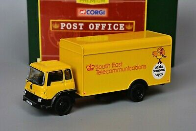 "Corgi /""Bedford TK Box Van/"" Post Office Telecommunications 1:50 Ltd Ed 22705"