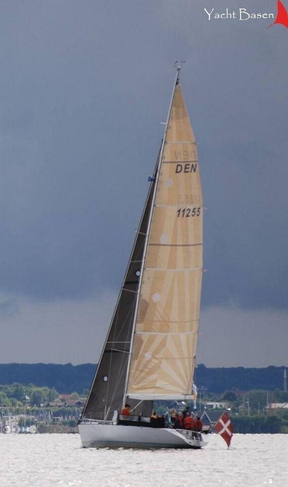 Judel Vrolijk 44 Cruiser - IOR 2, årg. 1989, skrogmateriale