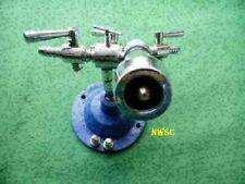 Glass Blowing Torch Lamp Working Blast Burner Borosilicate Heavy Dbase