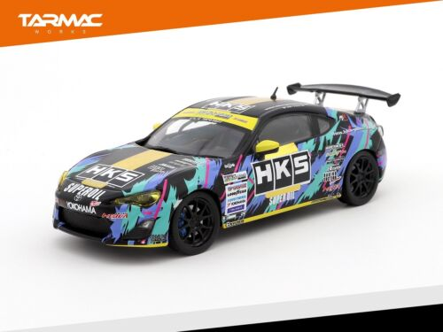 SALES Tarmac Works 1//43 Toyota 86 Tuned by HKS T43-005-HKS