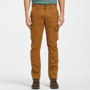 Details about Timberland Men's Squam Lake Straight Fit Cargo Pocket Pants Brown 32 x 32 NWT