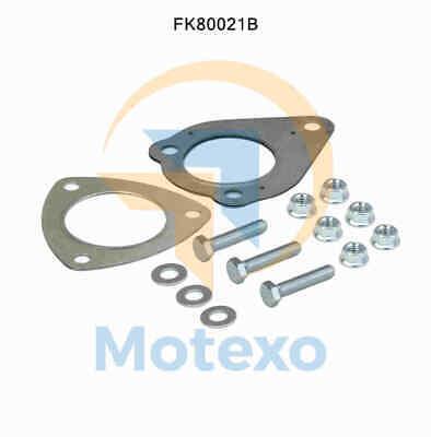 100% Vero Convertitore Catalitico Fk80021b Kit Di Montaggio Audi A4 1.9 8/1998 - 9/2001- Luminoso A Colori