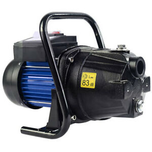 1-6HP-1-034-Shallow-Well-Water-Booster-Pump-Garden-Irrigation-Draining-110V-New
