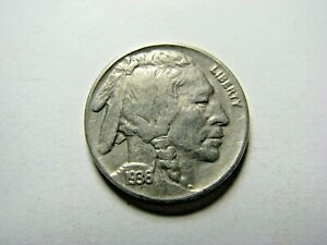 1936-Buffalo-Nickel-lt-gt-Extra-Fine
