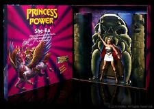SDCC 2016 EXCLUSIVE AMAZON PRINCESS MASTERS OF THE UNIVERSE SHE-RA DOLL HE-MAN
