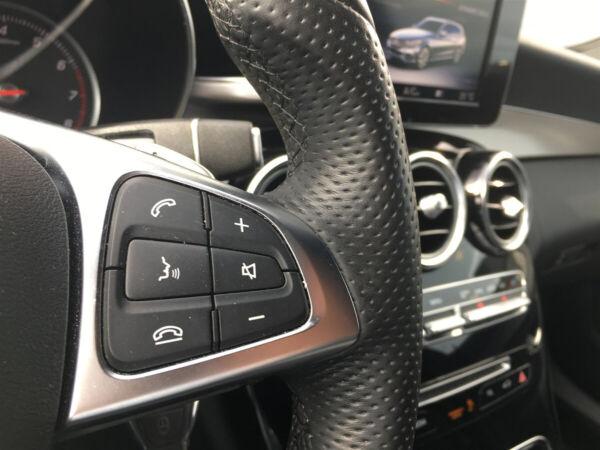 Mercedes C250 2,0 AMG Line stc. aut. billede 14