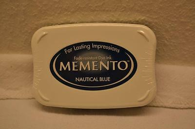Memento Stempelkissen Nautical blue 204607