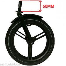 bloc roue avant poussette phil and teds - vibe v2 - 60 MM voir photo