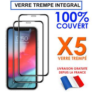 VITRE-PROTECTION-ECRAN-INTEGRAL-IPHONE-11-PRO-MAX-SE-2020-7-8-X-XR-VERRE-TREMPE