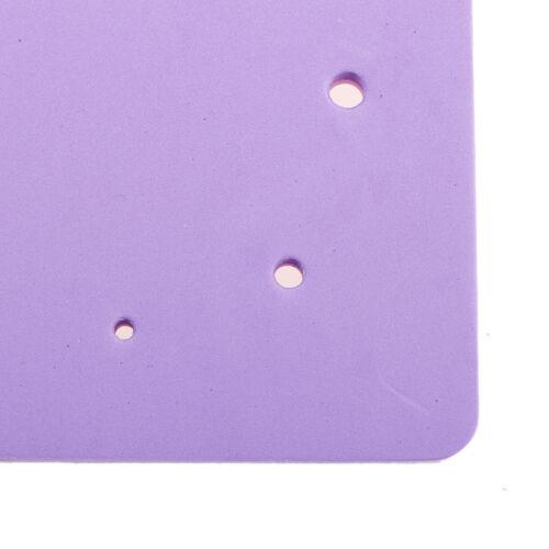 Gâteau Éponge Mousse Pad Fleur Modélisation Pâte Fondant Mat pour sucre Artisanat Décoration US