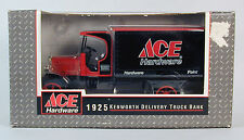 Ace Hardware 1925 Kenworth Delivery Coin Bank  1:34 12th Limited Free Shipping