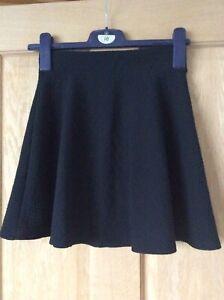 e3a5f9209f Image is loading Matalan-School-Black-Skirt-Girls-Age-14-Years