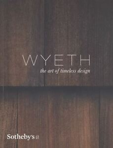 Sotheby-039-s-New-York-Catalogue-WYETH-THE-ART-OF-TIMELESS-DESIGN-2017-HB