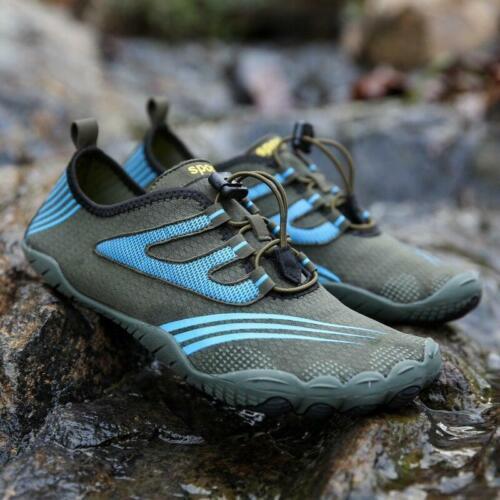 Men Women Water Shoes Barefoot Quick-Dry Aqua Beach Swim Surf Sports Exercise