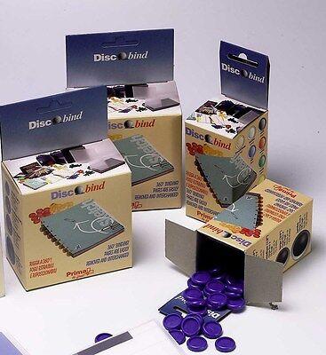 Disc-O-bind Minibox medium 192 Ersatzringe für Disc bzw Ringbindungen Discobind