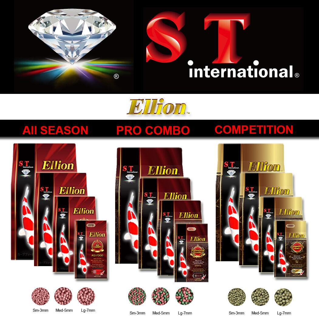 S.T. International High Quality Koi FoodHigh Quality Koi Food by ST Internationa