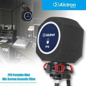 Alctron-PF8-Studio-Mic-Screen-Acoustic-Filter-Desktop-PC-Recording-Wind-Screen