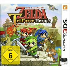 Artikelbild  The Legend of Zelda: TriForce Heroes (3DS), NEU&OVP