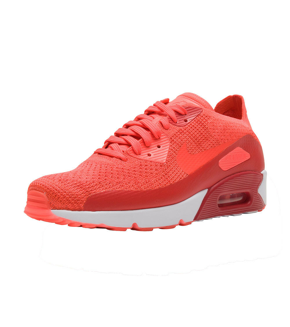 NIKE AIR MAX 90 ULTRA 2.0 FLYKNIT Red size 10