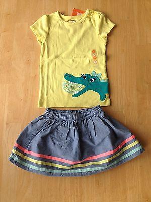 Outfit Gymboree Sunny Citrus,sz.18,24 months,2T,NWT,2 pc.set,shorts /& top