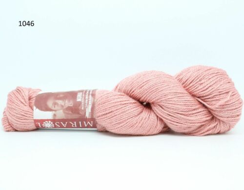 20/% Bamboo Mirasol Nuna DK 50g 40/% Silk 40/% Wool