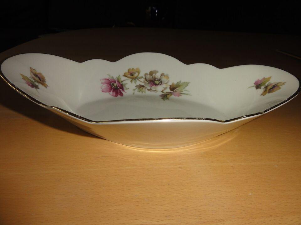 Porcelæn, Skål