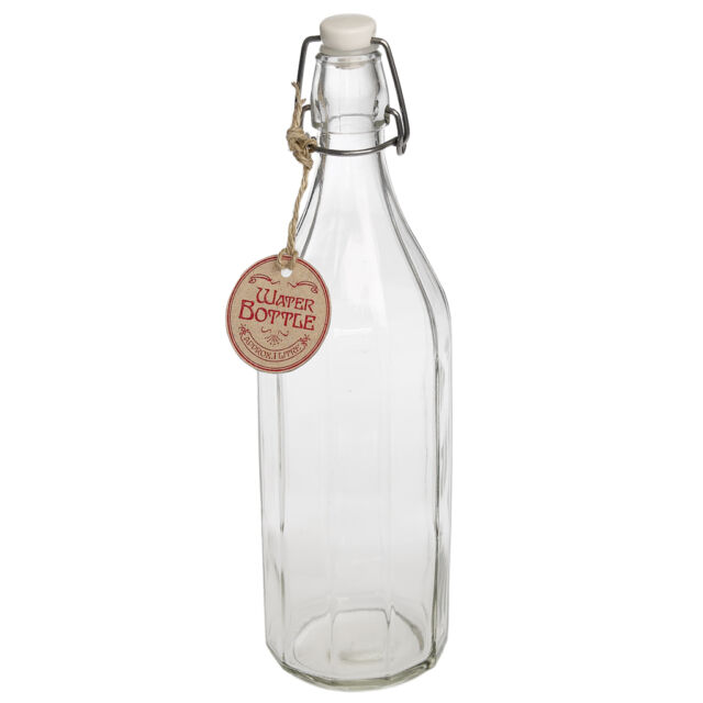 dotcomgiftshop CLASSIC FRENCH CAFE STYLE TABLE WATER BOTTLE