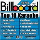 Billboard Top 10 Karaoke 1970's 0610017197121 CD