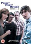 Tamsin Greig Simon Bird-friday Night Dinner Series 1 and 2 DVD