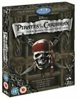 Pirates of The Caribbean 1-4 8717418316730 With Naomie Harris Blu-ray Region B