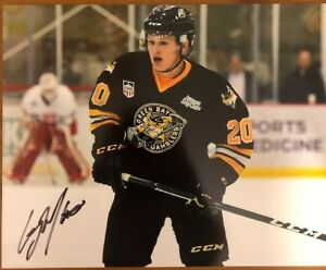 b8b7a7d7e Image is loading Authentic-Buffalo-Sabres-Casey-Mittelstadt-Signed -Photo-8x10