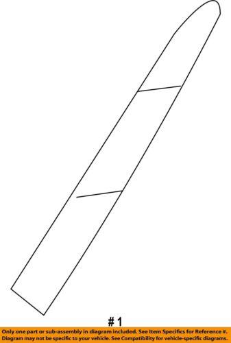 GM OEM-Radio Antenna Mast 10370211