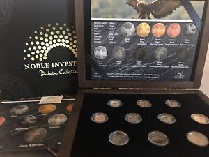 10-X-1-Cedi-Ghana-2018-Noble-Investment-Falke-Dubai-Collection