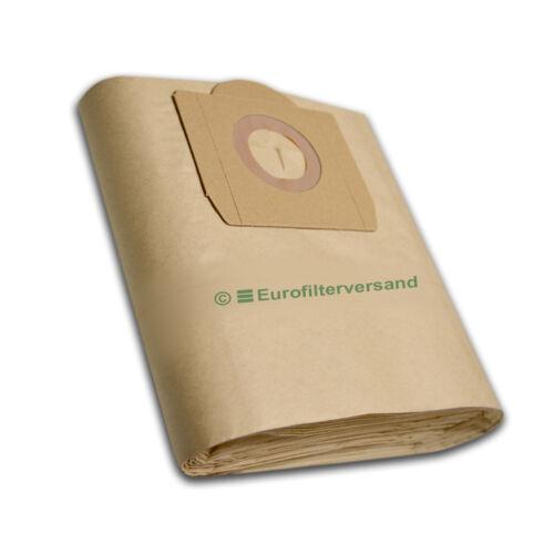 12 sacchetti polvere per Mirka 415 L//415 M Sacchetto per aspirapolvere filtro sacchetto filtro