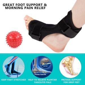 39f4838179 Image is loading Plantar-Fasciitis-Night-Splint-Orthosis-Brace-Arch-Heel-