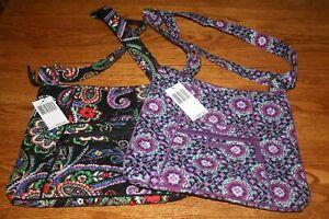 Vera-Bradley-HIPSTER-cross-body-purse-bag-shoulder-tote-adjustable-Retired