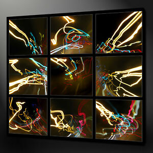 ABSTRACT-RAYS-OF-MOVING-LIGHTS-CANVAS-PICTURE-PRINT-WALL-ART-FREE-FAST-DELIVERY