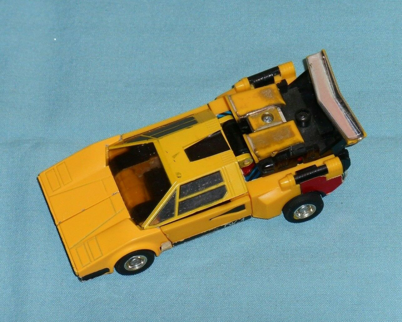 Original G1 Transformers autobot SUNSTREAKER figure only (early circle stamp)