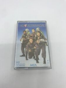 GHOSTBUSTERS-II-2-OST-SOUNDTRACK-1989-Turkish-Release-ULTRA-RARE-VG