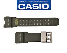 CASIO G-SHOCK Watch Band Strap Mudmaster GWG-1000-1A3 Original Green Rubber