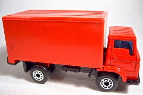 Matchbox 1-75 Super casi casi casi 72d Dodge Camión pre-Pro en rojo & negro 5f04e1