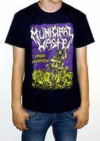 "Municipal Waste ""Massive Aggressive"" Black T Shirt"