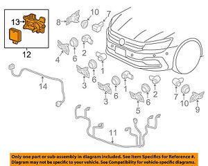 image is loading vw-volkswagen-oem-16-18-passat-cruise-control-