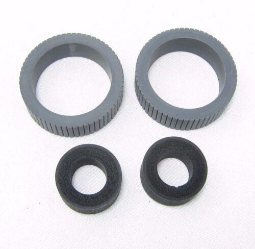 PA03670-0001 PA03670-0002 Pick Brake Roller Tire Fujitsu fi-7160 fi-7260 fi-7180