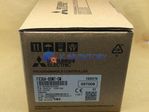 1PCS Brand New in Box MITSUBISHI PLC FX3GA-60MT-CM