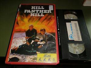 Dutch vhs ex-rental -Kill Panther Kill (    Tony Kendall, Brad Harris)