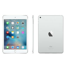 iPad Mini 4 128GB Wifi 4G Silver Grade A+