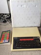 RARE Vintage Acorn BBC modello UN MICRO COMPUTER in buonissima condizione tema 7 32K Memoria Ram Upgrade