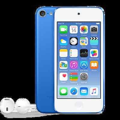 2015 Apple iPod Touch 6th GEN (64GB) BLUE *BRAND NEW!* AU STOCK + Warranty!