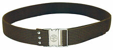 "Klein Tools 5225 Adjustable Web Tool Belt, 2"" Wide up to 48"" Waists > NEW"